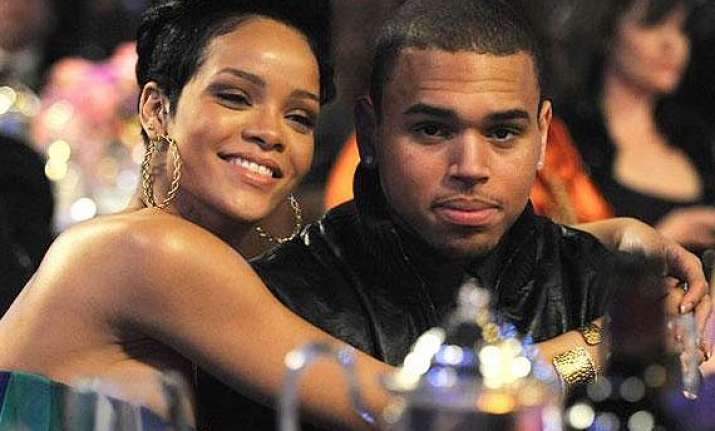 rihanna wishes out of jail chris brown well