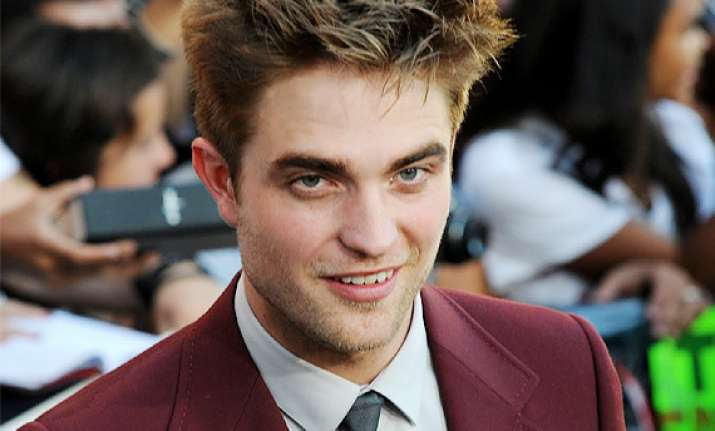 robert pattinson can t remember life before fame