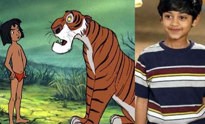 indian born rohan chand to play mowgli in jungle book