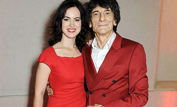 ronnie wood up for having another child wife