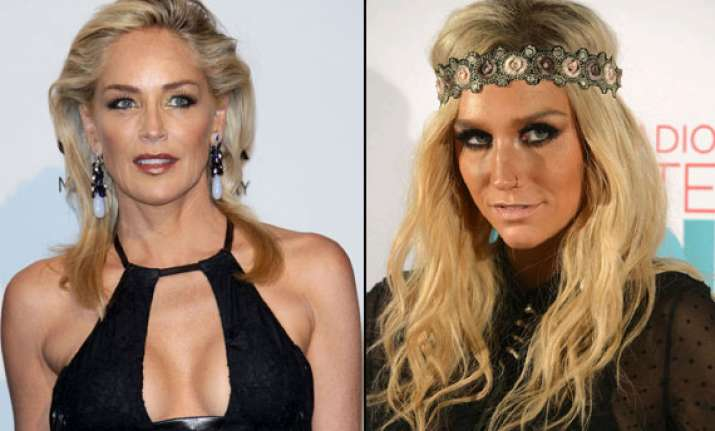 sharon stone kesha to sizzle at amfar gala in mumbai