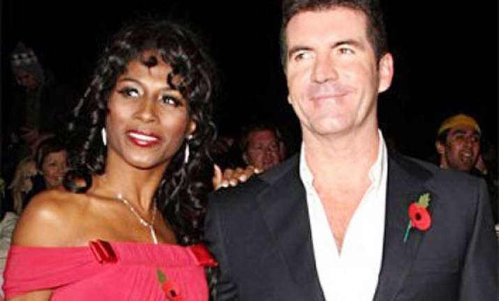 sinitta relationship with cowell over