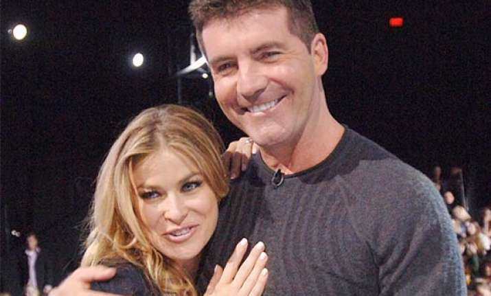 simon cowell will be a great dad ex girlfriend