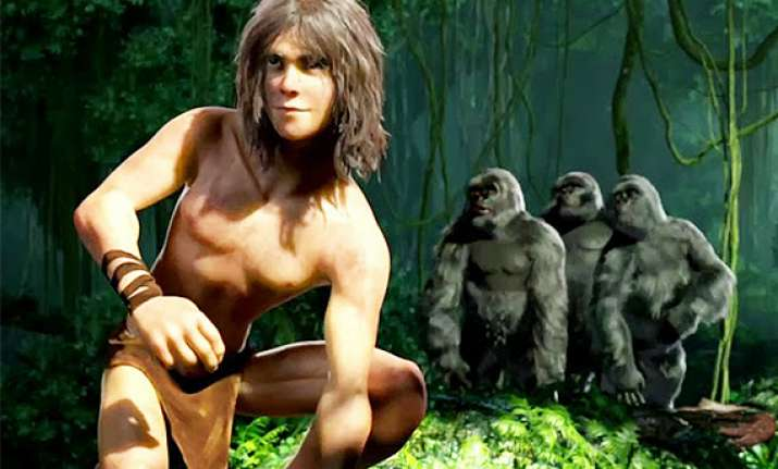 tarzan movie review a mediocre fare everything just average