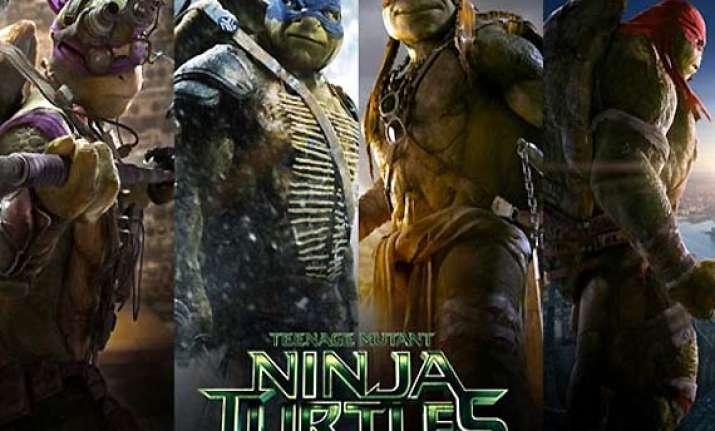 teenage mutant ninja turtles movie review an entertaining