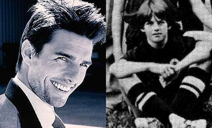 tom cruise tried dangerous stunt in childhood