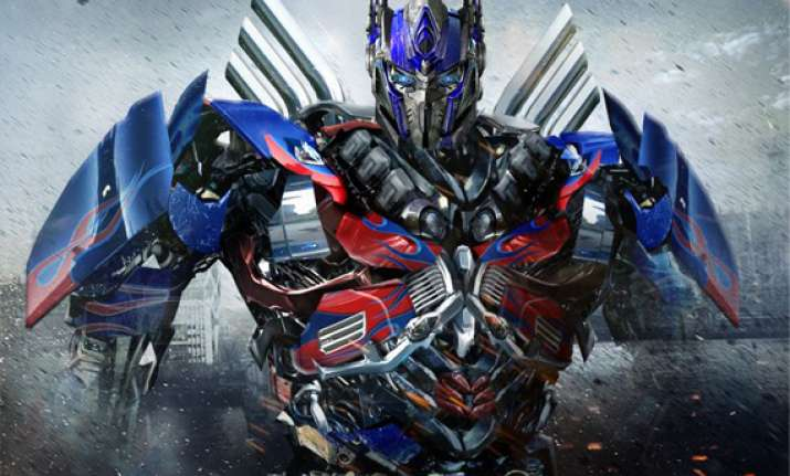 transformers age of extinction movie review average yet