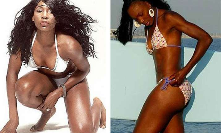 posing nude was easy for venus williams says stylist