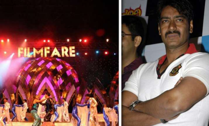 ajay devgn says bollywood film awards are a sham