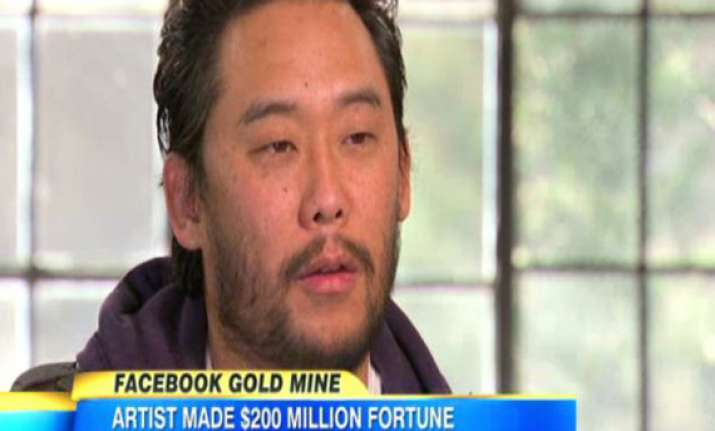 for 2 million facebook ipo graffiti artist david choe