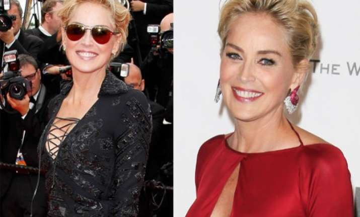 omg 57 year old sharon stone poses nude for magazine cover