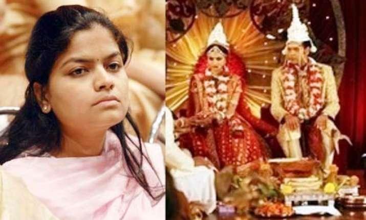 sister poonam reveals why she skipped rahul s tv wedding