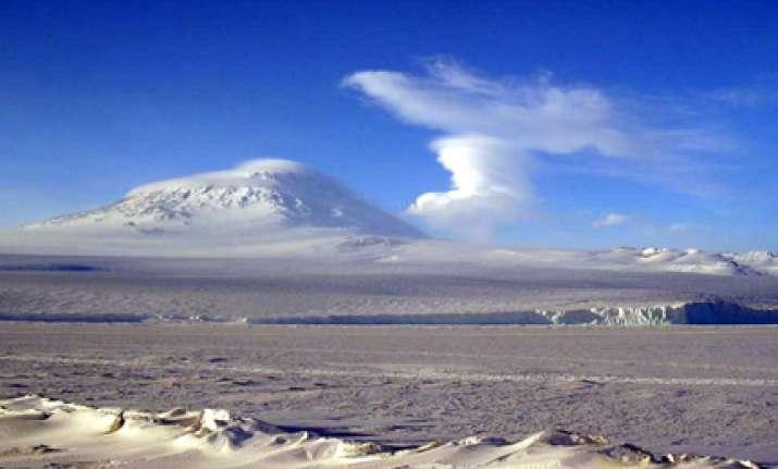 antarctica went through heat wave 15.7 million yrs ago study