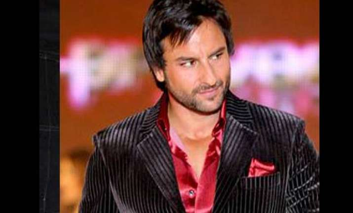 saif down with food poisoning