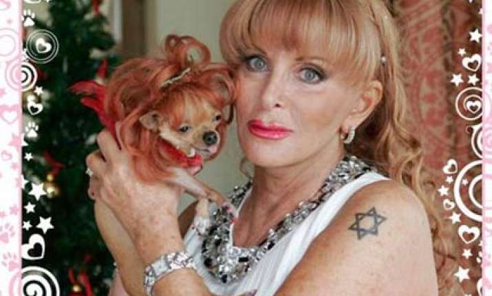 wealthy us heiress leaves millions for her dogs peanuts for