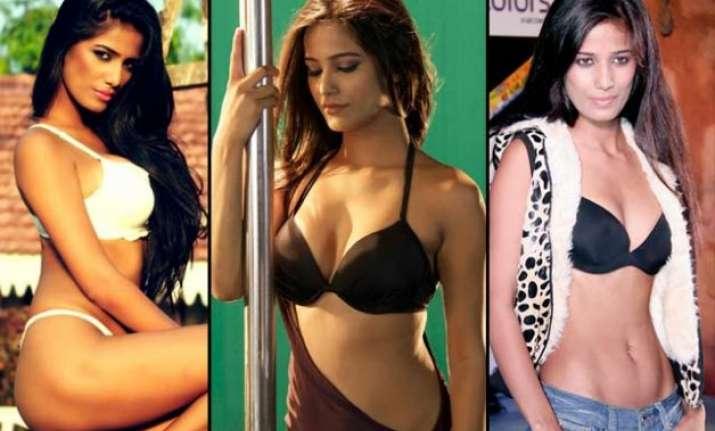 poonam pandey turns 24 know her top 10 controversies