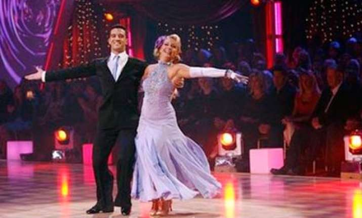 mya poised to take dancing with the stars title