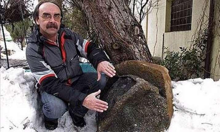 polish plumber becomes faith healer using mystical stone