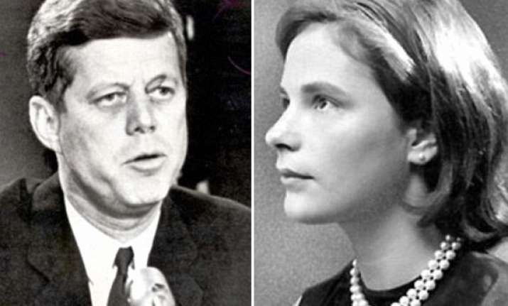 jfk took my virginity says former white house intern after