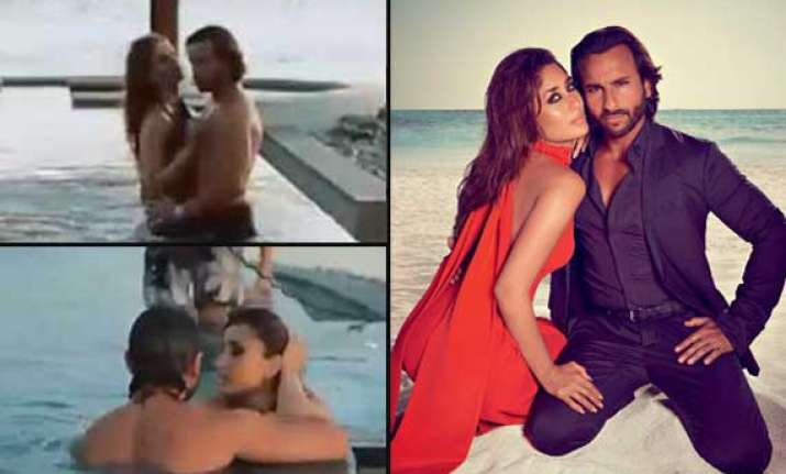 kareena kapoor and saif ali khan s steamy photoshoot see
