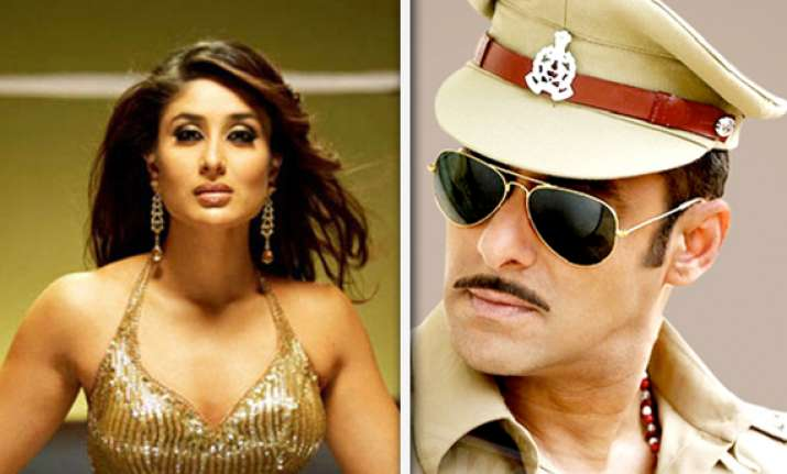 kareena to do item number for salman s dabangg 2