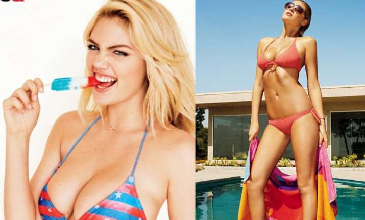 447c9de6fcb Kate Upton goes topless for GQ Photoshoot | Masala News – India TV