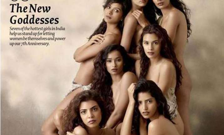 maxim salutes women with nude photoshoot