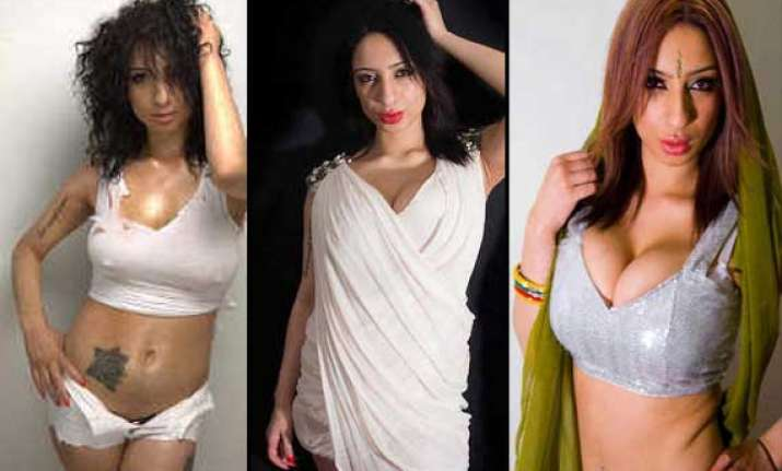 porn star shanti dynamite to enter bollywood view pics