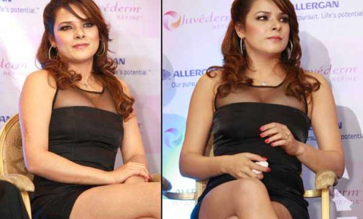 newly wed udita goswami flaunts while promoting