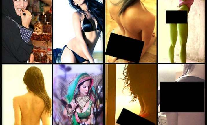 poonam pandey wishes women s day posts raunchy pics view