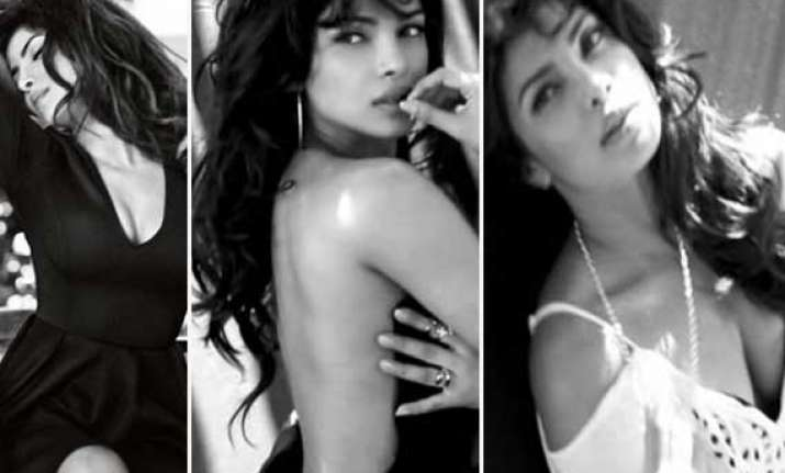 priyanka chopra s hot photoshoot for guess view pics
