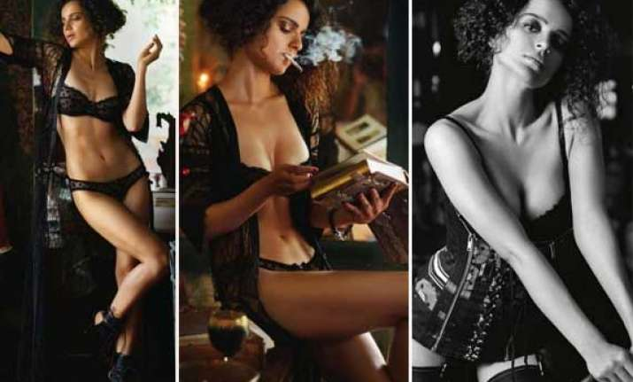 kangana ranaut turns seductive for gq magazine photoshoot