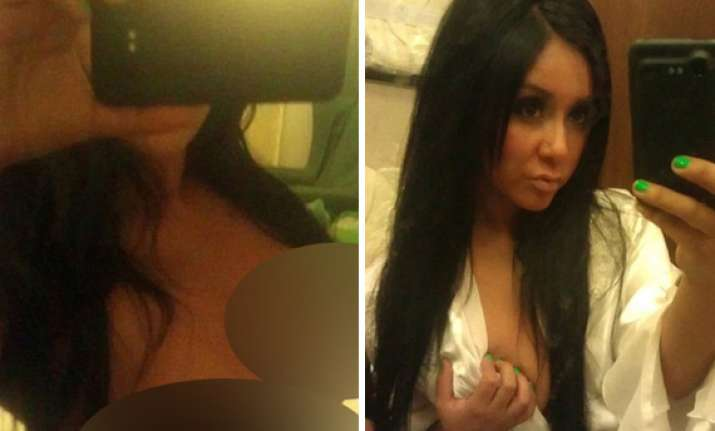 Snooki S Nude Photos Surface Online