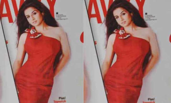 vidya does first sexy photoshoot post her marriage