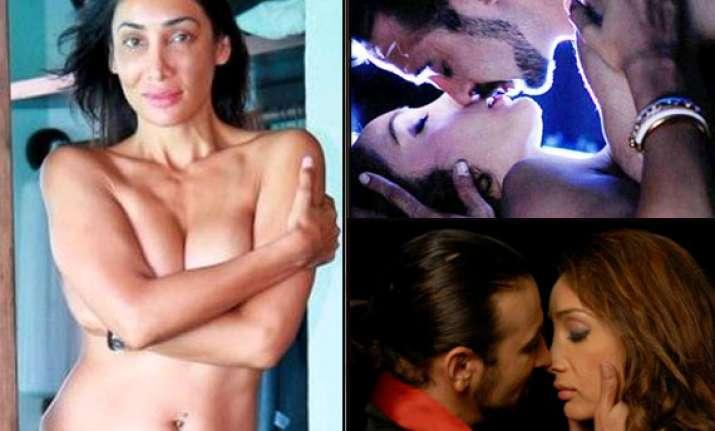 bigg boss 7 sofia hayat s unseen sex scene leaked view pics