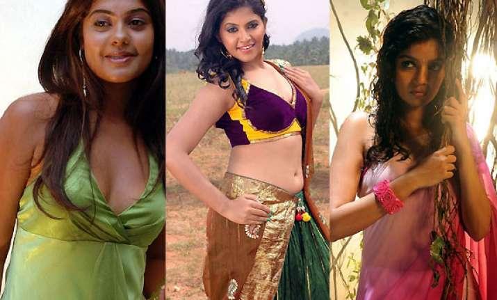 hot telugu actresses ruling tamil filmdom see pics