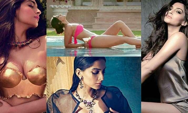 sonam kapoor birthday special catch her hottest photos ever