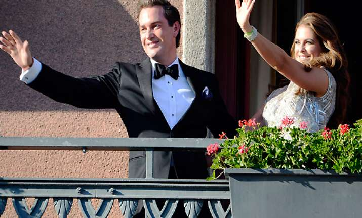 a fairy tale wedding sweden s princess to wed commoner
