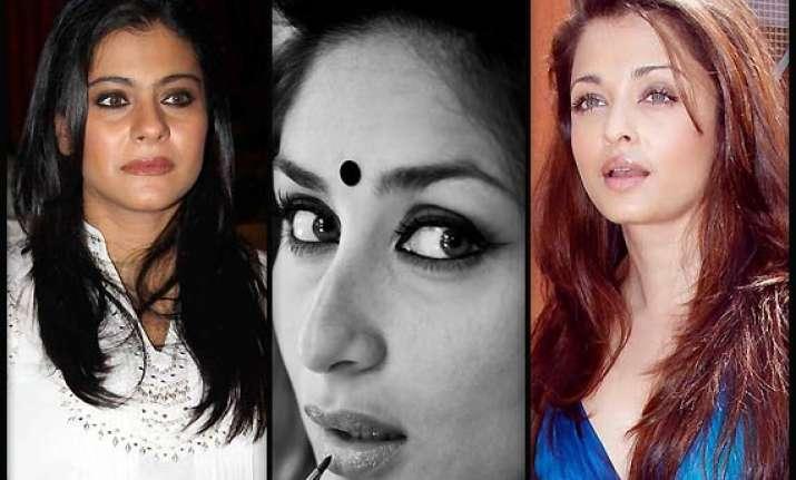 kareena esha aishwarya kajol celebs who turned gorgeous