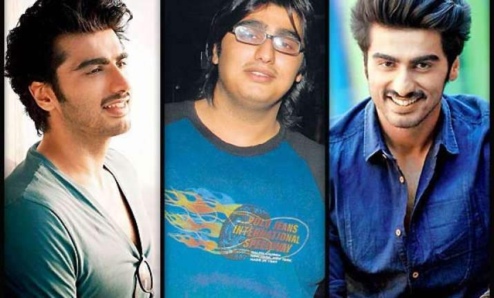from flab to fab arjun kapoor reveals his weight loss