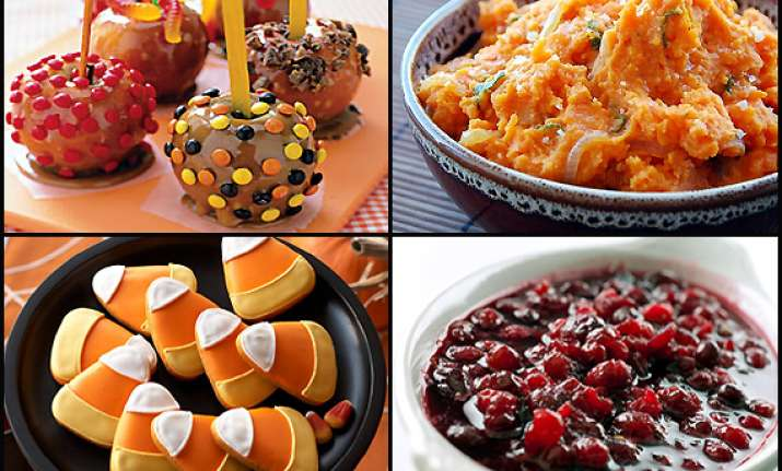 top five autumn foods to gorge on view pics