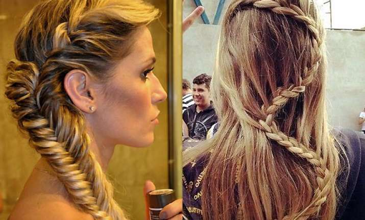 Best Braided Hairstyle Tutorial View Pics Lifestyle News India Tv