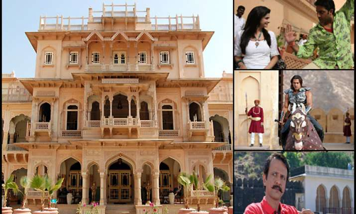 bollywood s latest shooting destination rajasthan