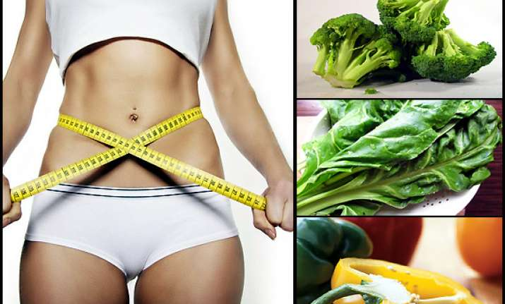 boost your metabolism with green veggies view pics