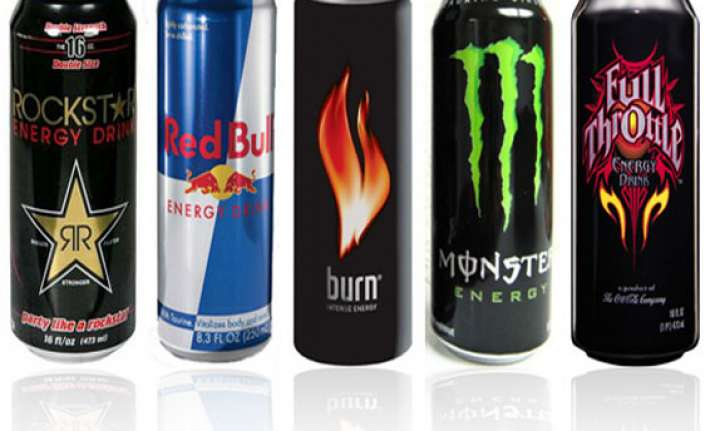 caffeine delivers kick in energy drinks