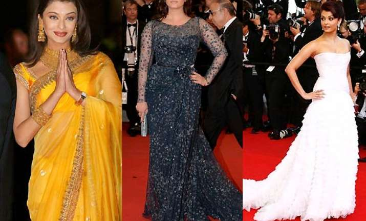 cannes 2014 aishwarya rai s red carpet appearances so far
