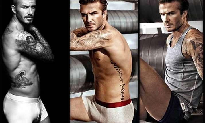 david beckham most seeked out underwear model says designer