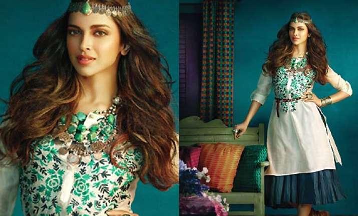 deepika padukone becomes brand ambassador for melange by