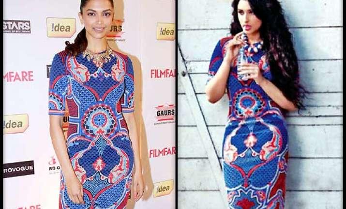 who wore it best deepika or parineeti see pics