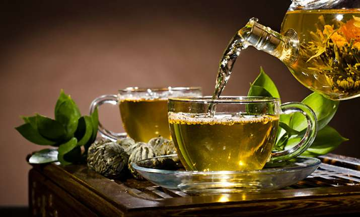 benefial aspects of green tea see pics